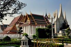 Bangkok, Thailand: Wat Ratchanadda Royalty Free Stock Photography