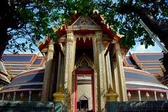 Bangkok, Thailand: Wat Ratchapophit Temple Royalty Free Stock Images