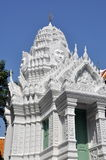 Bangkok, Thailand: Wat Ratchapradit Mondop Royalty Free Stock Photos