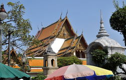 Bangkok, Thailand: Wat Suthat Stock Photography