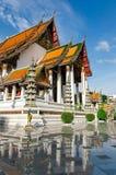 Bangkok (Thailand), Wat Suthat Stock Image