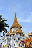 Bangkok, Thailand: Wat Tramit Stock Photography