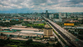 Bangkok TimeLapse stock video