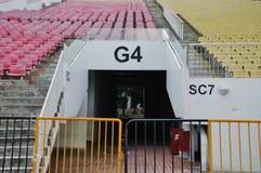 bangkok tom utomhus- platsstadion thailand Royaltyfri Foto