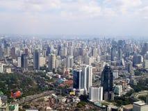 Bangkok from the top Royalty Free Stock Photos