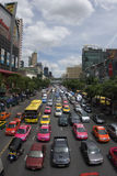 Bangkok Traffic Royalty Free Stock Photo
