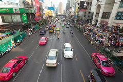 Bangkok Traffic Stock Image