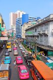 Bangkok traffic Royalty Free Stock Image