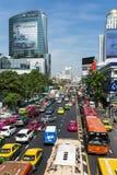 Bangkok Traffic Royalty Free Stock Photography