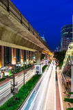 Bangkok traffic highway Royalty Free Stock Photos