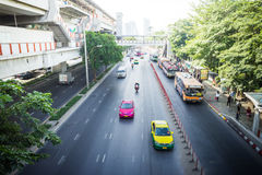 Bangkok transportation Royalty Free Stock Photo