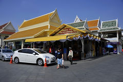 Bangkok travel,bangkok street Royalty Free Stock Images