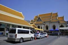 Bangkok travel,bangkok street Stock Photography