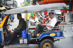 Bangkok Tuk-tuk Stock Photography