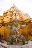 bangkok tusen dollarslott Thailand Asien Arkivbilder
