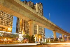 Bangkok twilight scene Stock Images
