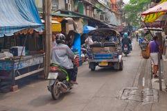 Bangkok ulica obrazy stock