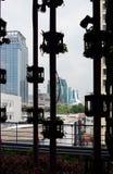Bangkok ulicy Fotografia Royalty Free