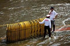 Bangkok Underwater Stock Photo