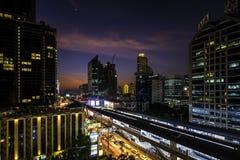 Bangkok uteliv Arkivbilder