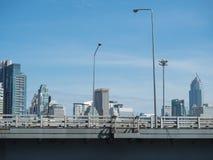 Bangkok utmärkt trafik Royaltyfri Foto