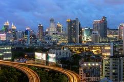 Bangkok-Verkehr lizenzfreie stockfotografie