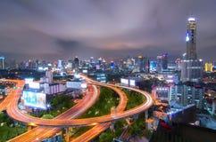 Bangkok-Verkehr lizenzfreies stockfoto