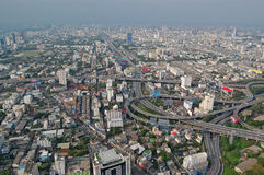 Bangkok view Stock Photography