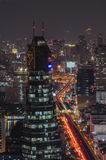 Bangkok view Royalty Free Stock Images