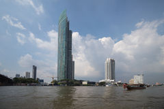 Bangkok - the views from the water Stock Images