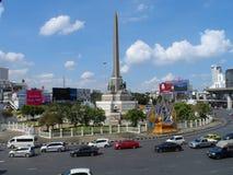 Bangkok vollzieht seine Wurzeln zu einer kleinen Handelsstation während des Ayutthaya-Königreiches im 15. Jahrhundert nach, das s lizenzfreie stockfotografie