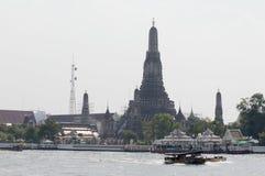 Bangkok - Wat Arun Royalty-vrije Stock Afbeelding