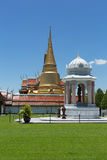 Bangkok, Wat Phra Kaeo Stock Photo