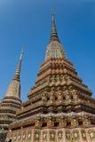 Bangkok Wat Phra Kaeo. Thailand. Royalty Free Stock Images