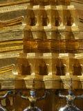 Bangkok - Wat Phra Kaew stockbilder