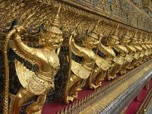 Bangkok - Wat Phra Kaew stockfoto