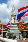 bangkok wat po Thailand Zdjęcia Stock
