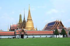 bangkok watprakeaw Royaltyfri Bild