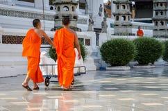 Bangkok (Thailand), Buddhist Monks Stock Image