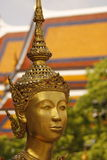 bangkok złotego pałac królewska statua Obrazy Stock