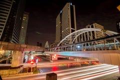 bangkok zmierzch Thailand Obraz Stock