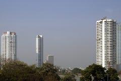Bangkoks Skyline Stockbilder