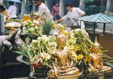 bangkoks tysięcy ofiar pałacu. Zdjęcia Royalty Free