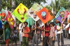 Bangla New Year royalty free stock photography