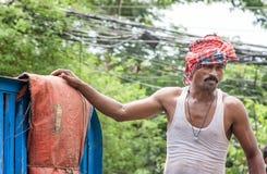 Bangladesch-Leute stockbild