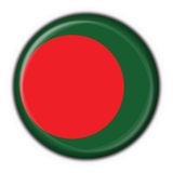 Bangladesh button flag round shape Stock Images