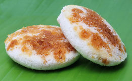 Bangladeshi Bhapa Pitha or steamed rice cake Royalty Free Stock Image
