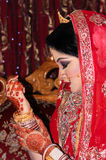 Bangladeshi Bride Royalty Free Stock Photo
