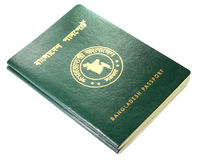 Bangladeshi passports Royalty Free Stock Photography