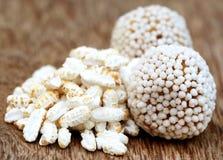 Bangladeshi Sweets and puffed rice Stock Photography